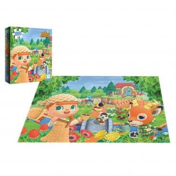 Animal Crossing: New Horizons Puzzle - 1000pc