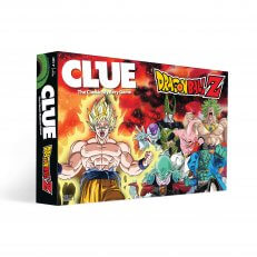 Dragon Ball Z Clue