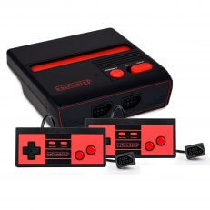RES Top Loading NES Console