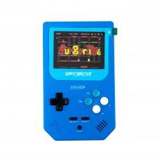 Go Retro Portable - Blue