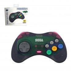 SEGA Saturn Control Pad Slate Grey Wireless 2.4 GHz