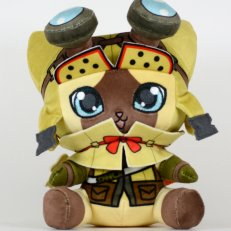 "Palico: Monster Hunter World Version Stubbins 8"" Plush"