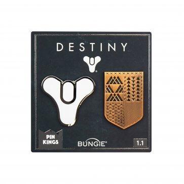 Destiny - Pin Kings 1.1 - Set of 2