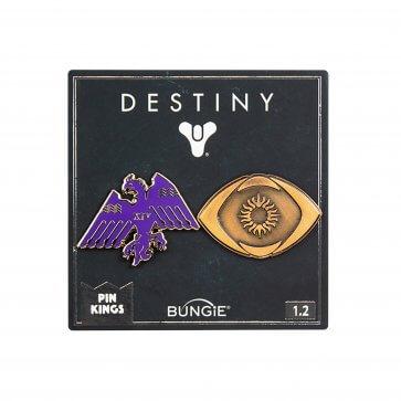Destiny - Pin Kings 1.2 - Set of 2