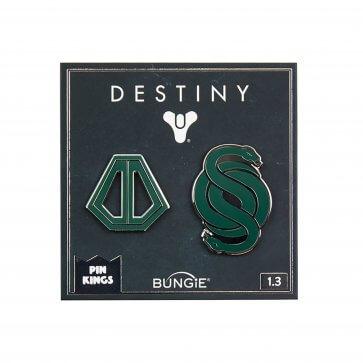 Destiny - Pin Kings 1.3 - Set of 2