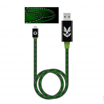 Halo LED Charging Cable