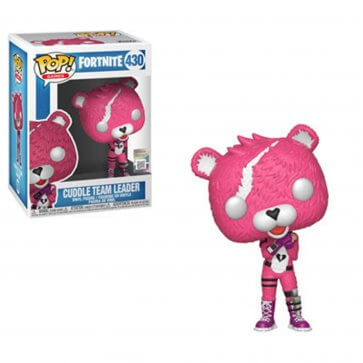 Fortnite Cuddle Team Leader POP Vinyl
