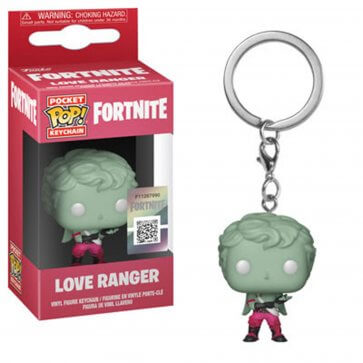Fortnite Love Ranger Pocket POP