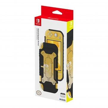 Hori Switch Lite Hybrid System Armor - Black