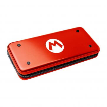 Switch Alumi Case - Mario Edition