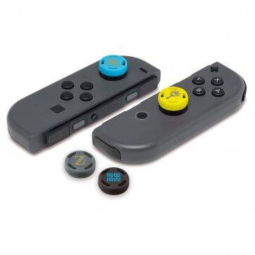Switch Controller Analog Caps - Legend of Zelda Edition
