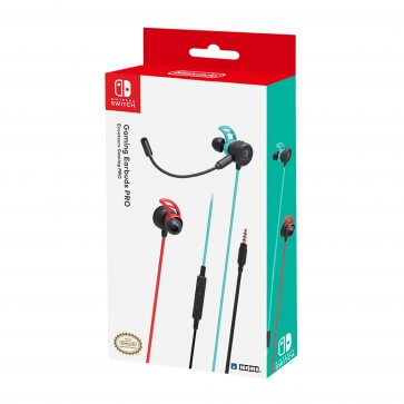 Switch and Switch Lite Gaming Earbuds PRO