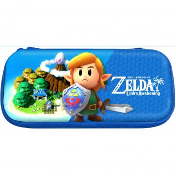 Hori Switch Tough Pouch Case - Zelda: Link's Awakening