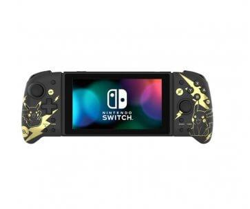 Switch Split Pad Pro - Pikachu Black and Gold