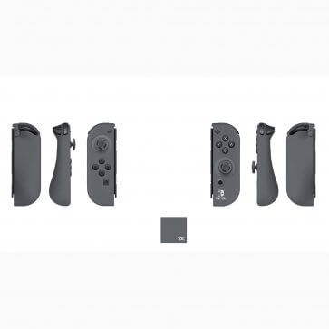 Switch Joy-Con Gel Guards - Grey