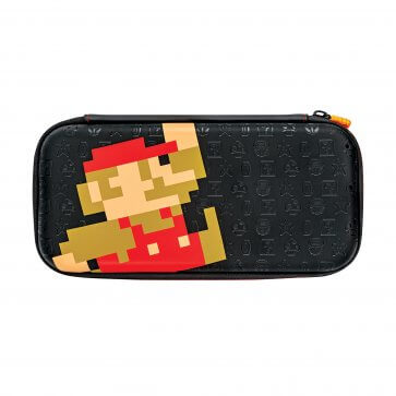 Switch Slim Travel Case - Mario Retro Edition