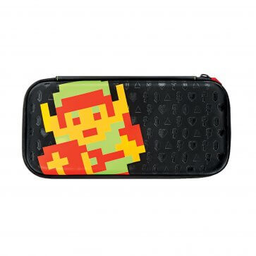 Switch Slim Travel Case - Zelda Retro Edition