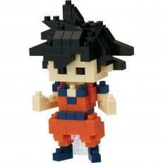Dragon Ball - Son Goku Nanoblock - 12PC PDQ