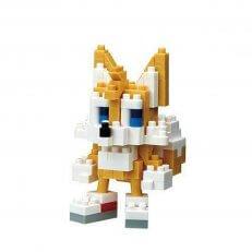 Sonic: The Hedgehog - Tails Nanoblock - 12PC PDQ