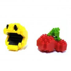 Pac-Man and Cherry Nanoblock Collection Series 12PC PDQ
