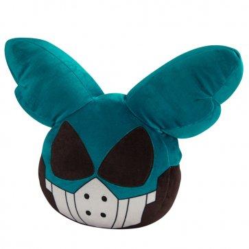 """My Hero Academia - Deku Mask Mocchi-Mocchi Mega 15"""" Plush"""