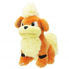 "Pokemon - 7"" Growlithe Plush"