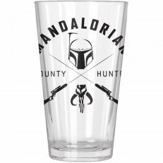 Star Wars - The Mandalorian Single Pint Glass