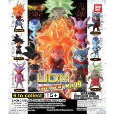 Gacha Balls - Dragon Ball Super UD Figures Series 9
