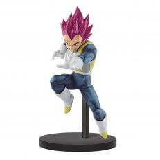 Dragon Ball Super vol.3 Super Saiyan God Vegeta Figure
