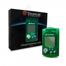 Dreamcast Visual Memory Unit