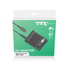 TTX Tech AC Adapter for DS LITE