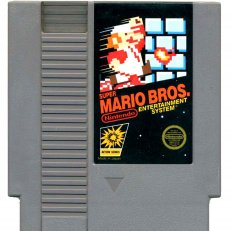 Super Mario Bros NES Cartridge (Used)