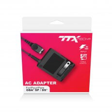 TTX Tech GBA SP/DS AC Adapter