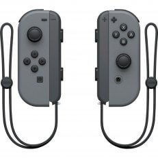 Nintendo Switch Joy-Con (L/R) Controller - Gray/Gray