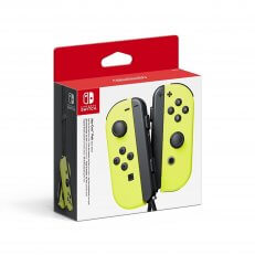 Nintendo Switch Joy-Con (L/R) Controller - Neon Yellow