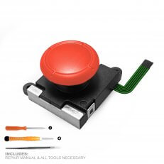 Analog Stick Replacement Kit - Red
