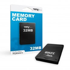 32MB Memory Card for PlayStation 2