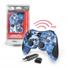 Wireless Controller for PS3 - Digicamo Blue
