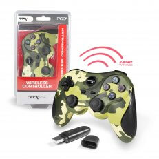 Wireless Controller for PS3 - Camouflage