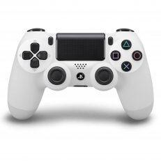 PS4 DualShock 4 Wireless Controller - Glacier White