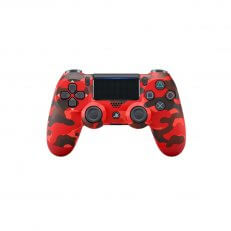 PS4 DualShock 4 Wireless Controller - Red Camo