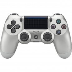 PS Dualshock 4 Wireless Controller Refurbished - Silver