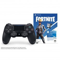 PS4 DualShock4 Wireless Controller Fortnite Neo Versa LATAM