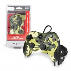 Wired USB Controller for PS3 - Camouflage