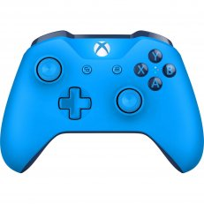 PC Xbox One S Wireless Controller Blue - Bulk