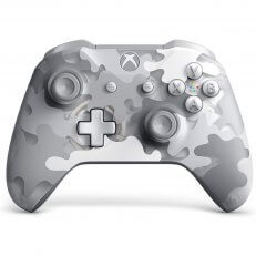 Xbox One S Wireless Controller - Arctic Camo Special Edition