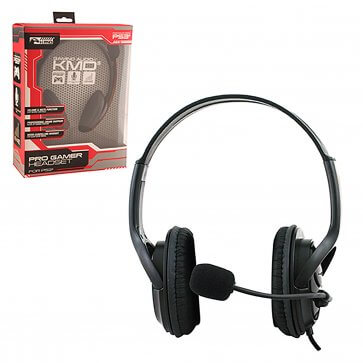 PS3 Wired Pro Gamer Headset