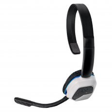 PS4 Afterglow LVL1 White Wired Headset