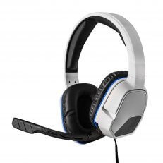 PS4 Afterglow LVL3 Wired White Headset
