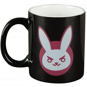 Overwatch D.Va Logo Ceramic Mug - 11oz